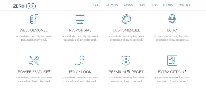 Zero WordPress Theme – Multipurpose WordPress Theme