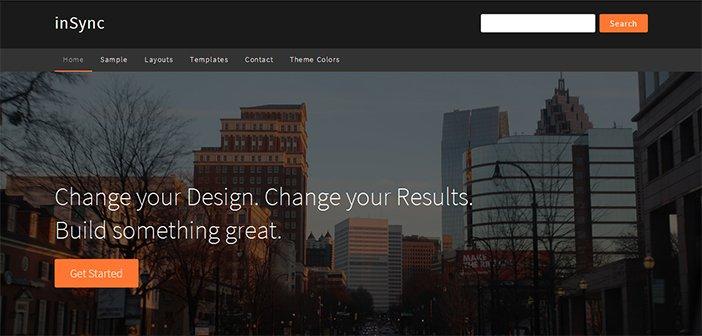 inSync WordPress Theme – Portfolio WordPress Theme