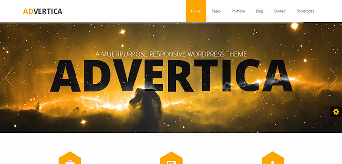 Advertica WordPress Theme – Businesss WordPress Theme