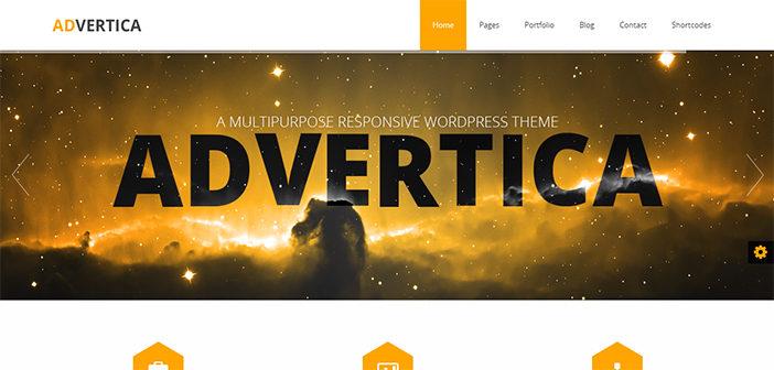 Advertica WordPress Theme – Businesss WordPress Theme