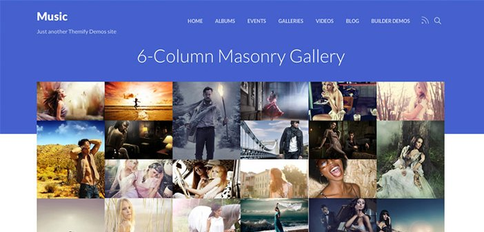 Gallery-Music-WordPress-Theme