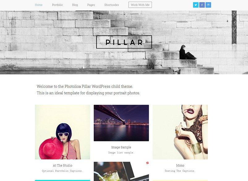Photolioa-Pillar-Child-Theme