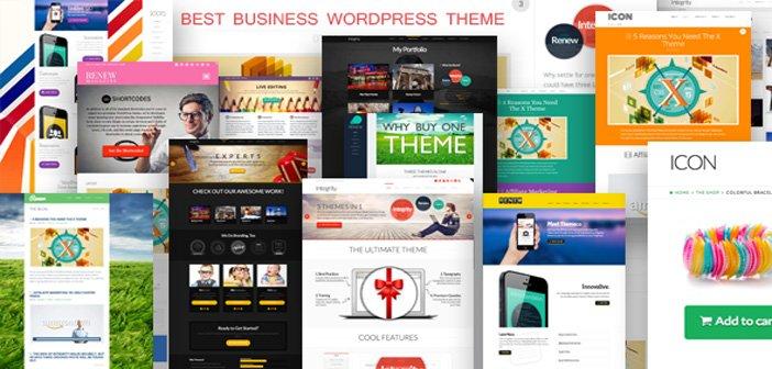 50+ Best Business WordPress Theme of 2014
