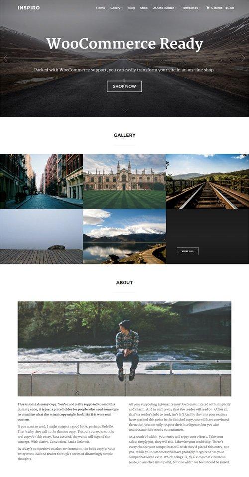 Inspiro-WordPress-Theme