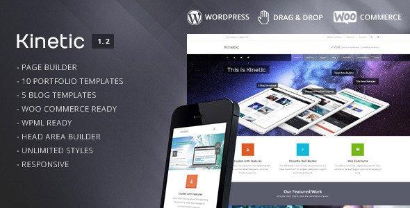 Kinetic WordPress Theme