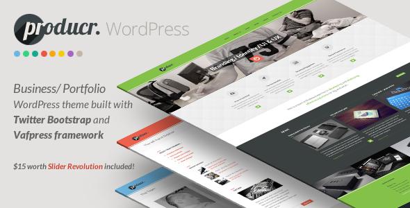Producr WordPress Theme