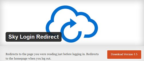 Sky-Login-Redirect