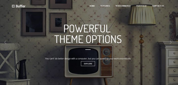 Buffer – A Multipurpose Business WordPress Theme