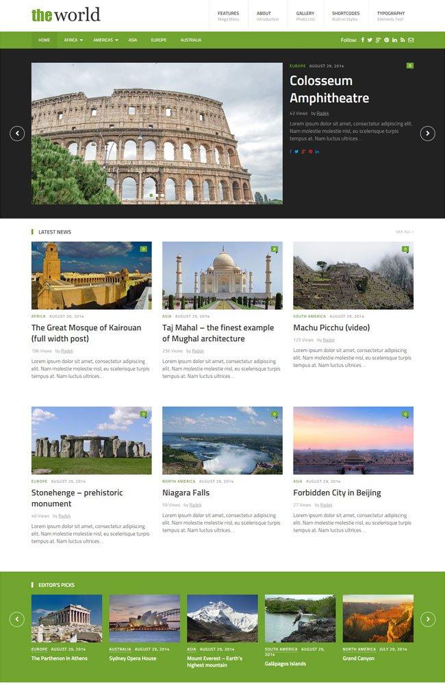 TheWorld-WordPress-Theme
