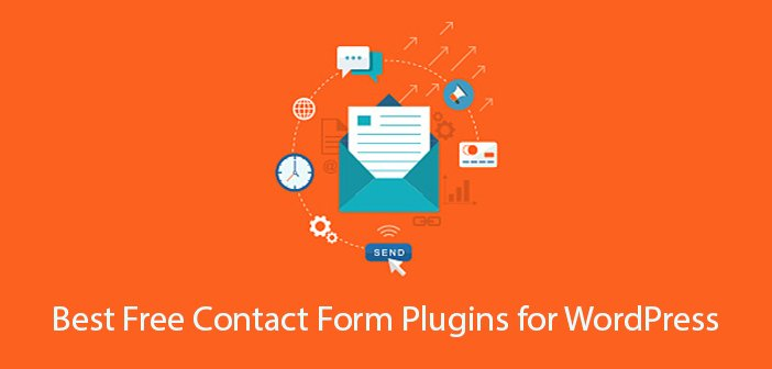 10+ Best Free Contact Form Plugins for WordPress