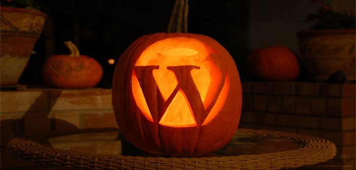 Dress Up Your WordPress Site For Halloween