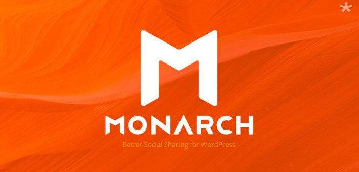 Monarch – A Smart Social Sharing Plugin For WordPress