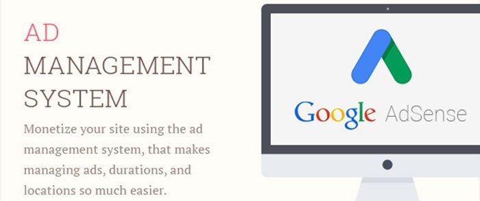 Ad Management System
