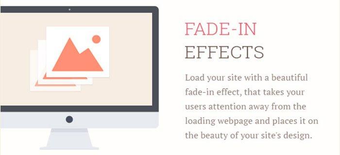 Fade In Effect