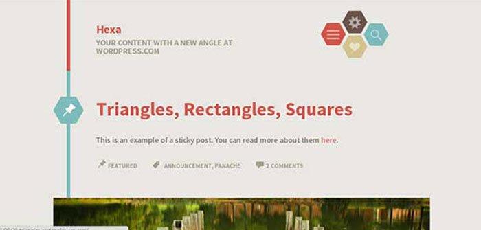 Hexa WordPress Theme