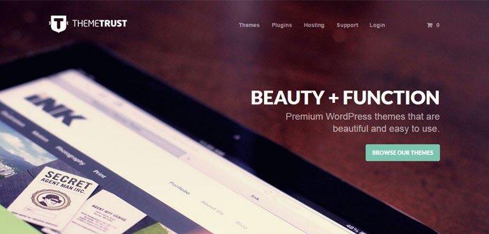 ThemeTrust Buy 1 Get 1 Free – Beautiful WordPress Theme