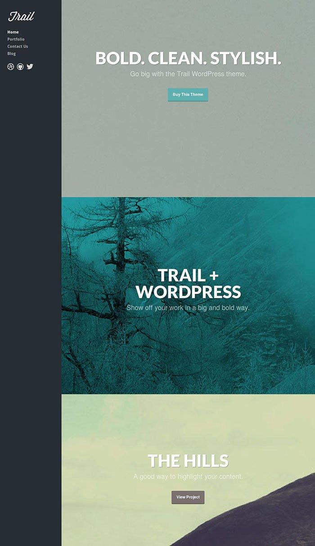 Trail WordPress Theme