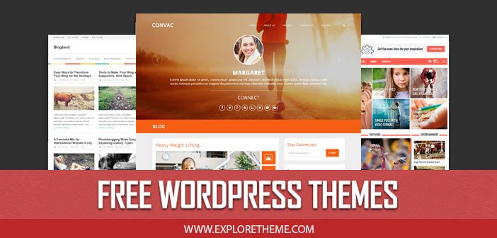 Best Free WordPress Themes of 2015