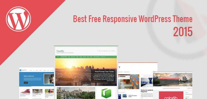 April 2015 : Best Free WordPress Theme Edition