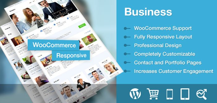 Business – Best Premium WordPress Business Theme