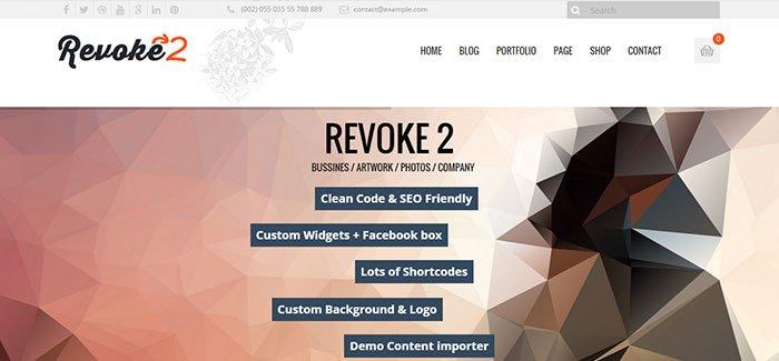 revoke wordpress theme