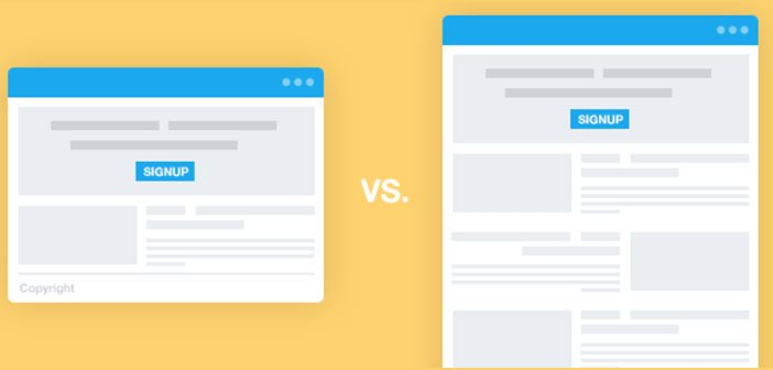 Understanding The Importance Of Long Form Sales Page