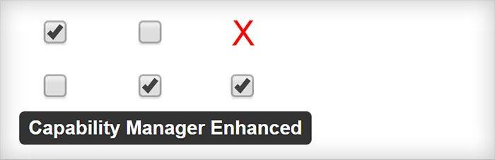 Capability Manager Enhanced