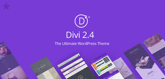 Divi 2.4 – The Biggest Upgrade in Divi's History