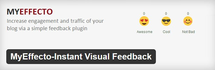 MyEffecto-Instant Visual Feedback