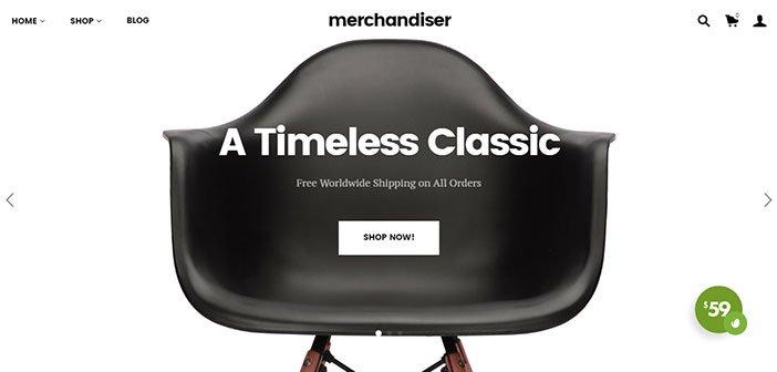 Merchandiser
