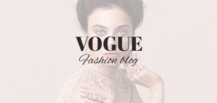 Vogue – A Modern Fashion Blog WordPress Theme