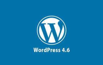 What is new in the WordPress 4.6 update?