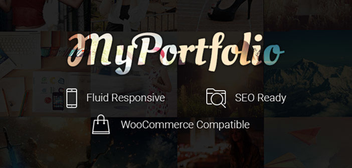 myPortfolio – A Stylish Premium WordPress Portfolio Theme