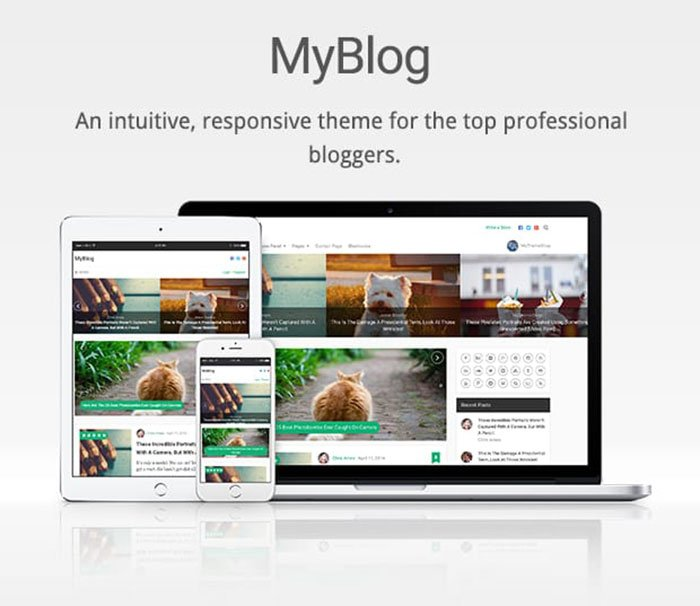 MyBlog-Presentaion