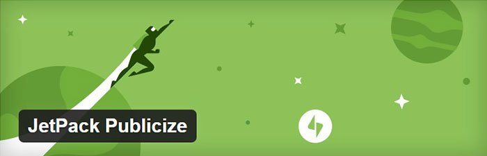 JetPack-Publicize