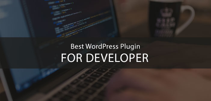10 Must have WordPress Plugins for Developer