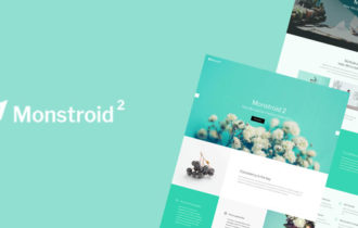 Monstroid2 : The Innovative WordPress Theme for Business – Detailed Review