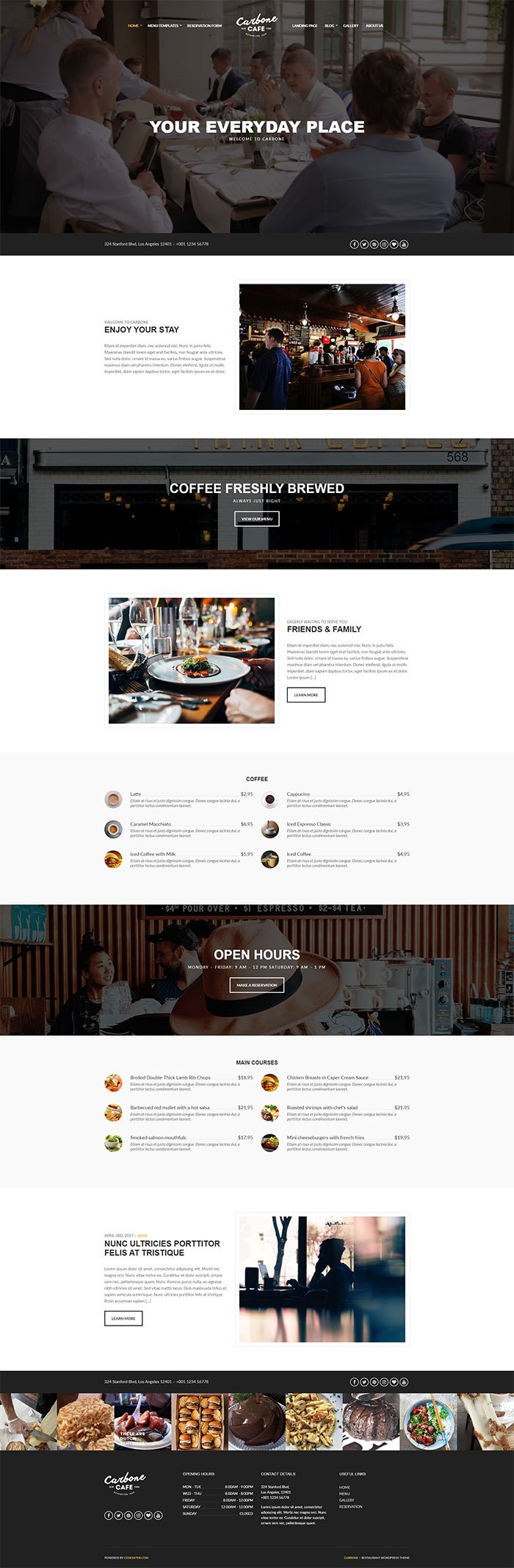 Carbone-WordPress-Theme-Cssigniter