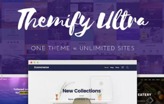 Ultra WordPress Theme – The Most Powerful and Flexible WordPress Theme