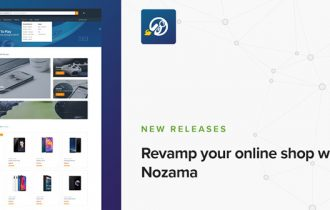 Nozama – An Amazon-inspired WooCommerce WordPress Theme