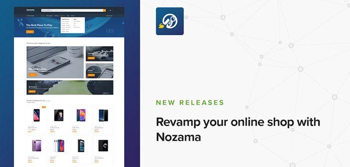 Nozama – An Amazon-inspired WooCommerce WordPress Theme